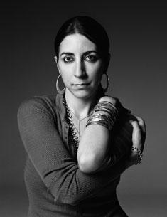 Designer Andrea Lieberman